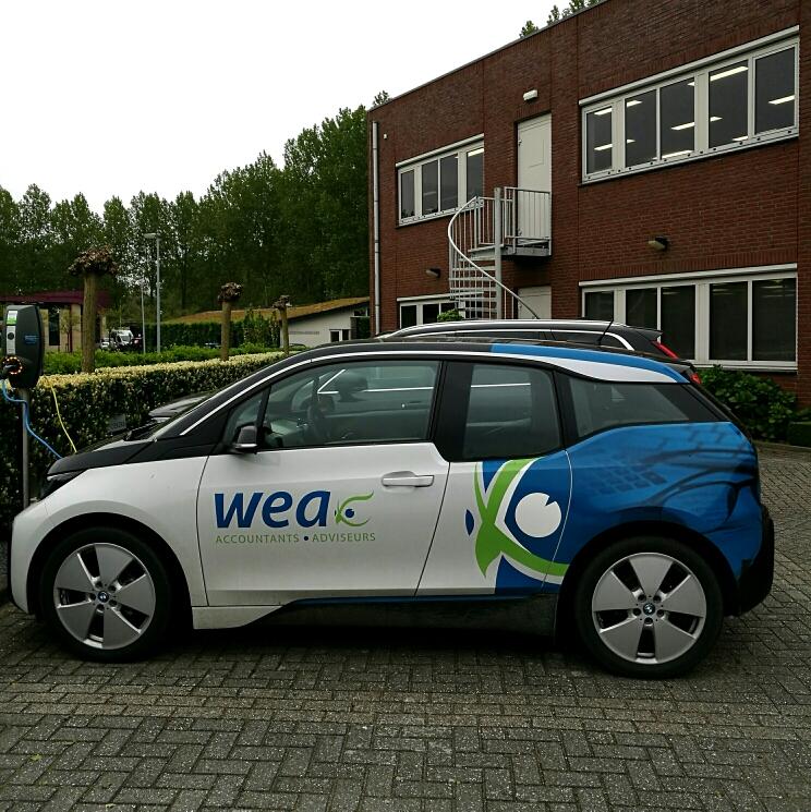 Wel Of Geen Bijtelling.Advieswijzer Auto Op De Zaak Of In Prive Wea Noord Holland